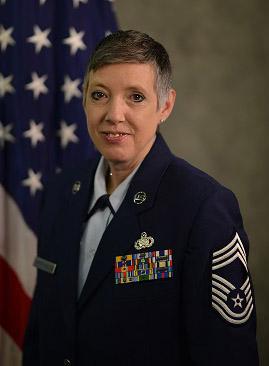 Sherri L. Huppert-Grassie - Chief Master Sergeant
